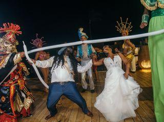 Rodney and Annie's Wedding in Bavaro, Dominican Republic 93