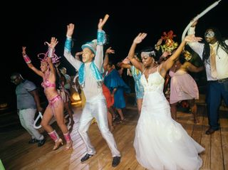 Rodney and Annie's Wedding in Bavaro, Dominican Republic 95