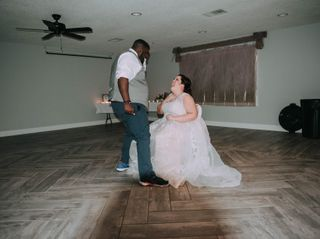 The wedding of Janna Beth and Shawn