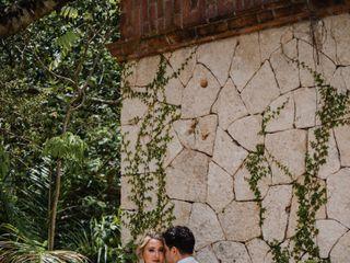 The wedding of Yaritza and Hugo 2