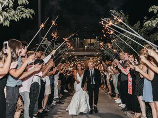 The wedding of David and Crystal 2