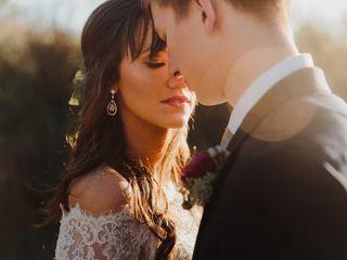 The wedding of Julia and Sam