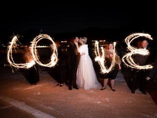 The wedding of Matti and Krista 1