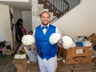 The wedding of Ramont and Coronda 1