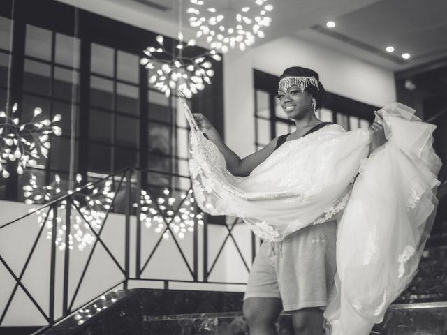Rodney and Annie's Wedding in Bavaro, Dominican Republic 10