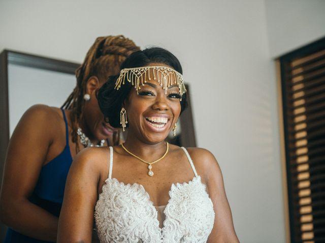 Rodney and Annie's Wedding in Bavaro, Dominican Republic 14