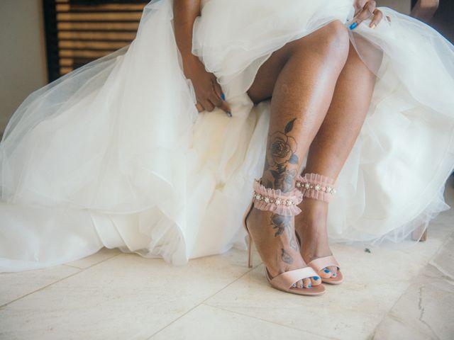 Rodney and Annie's Wedding in Bavaro, Dominican Republic 16