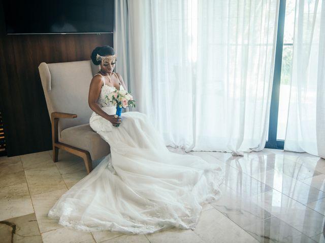 Rodney and Annie's Wedding in Bavaro, Dominican Republic 18
