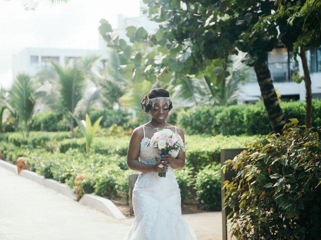 Rodney and Annie's Wedding in Bavaro, Dominican Republic 33