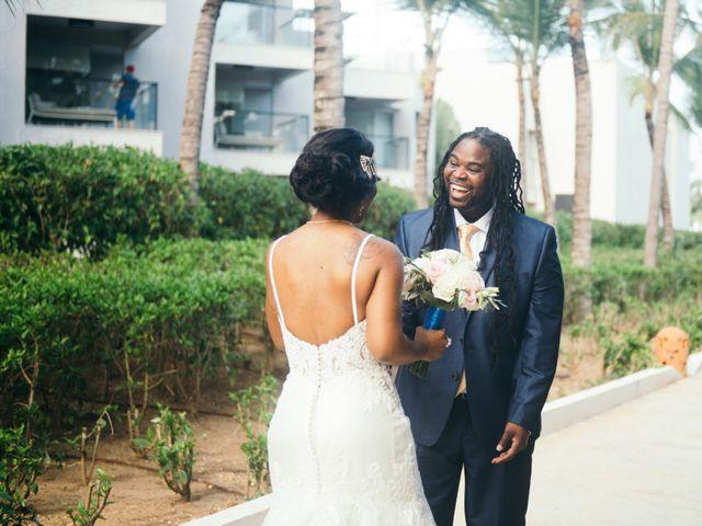 Rodney and Annie's Wedding in Bavaro, Dominican Republic 36