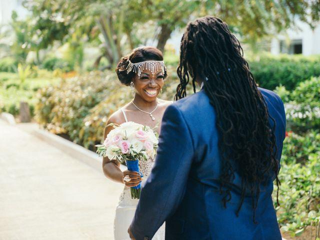 Rodney and Annie's Wedding in Bavaro, Dominican Republic 37