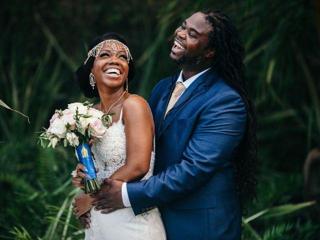 Rodney and Annie's Wedding in Bavaro, Dominican Republic 42