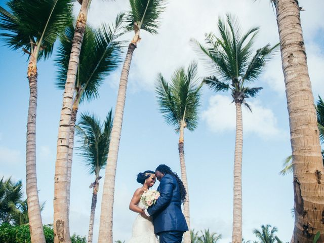 Rodney and Annie's Wedding in Bavaro, Dominican Republic 44