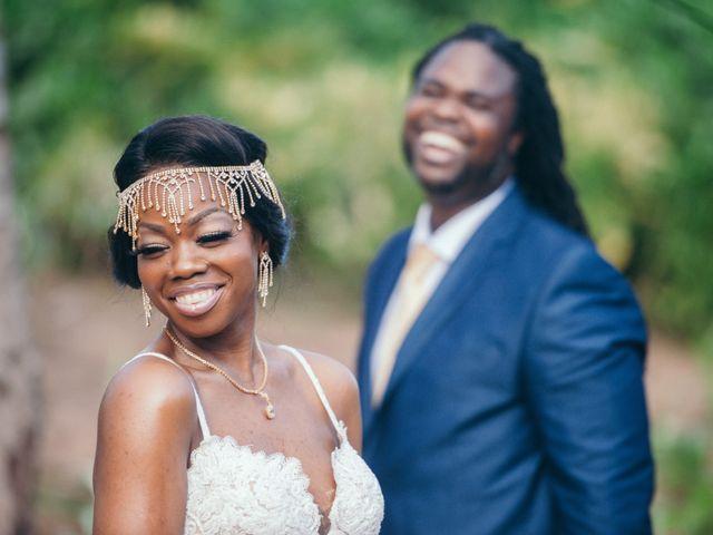 Rodney and Annie's Wedding in Bavaro, Dominican Republic 45