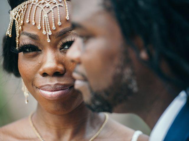 Rodney and Annie's Wedding in Bavaro, Dominican Republic 48