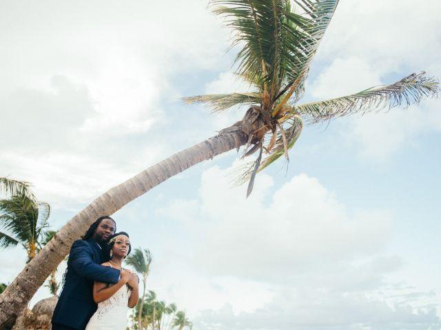Rodney and Annie's Wedding in Bavaro, Dominican Republic 50