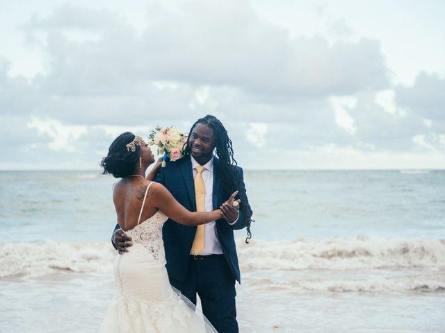Rodney and Annie's Wedding in Bavaro, Dominican Republic 53