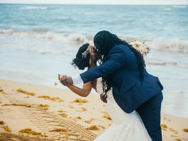 Rodney and Annie's Wedding in Bavaro, Dominican Republic 54