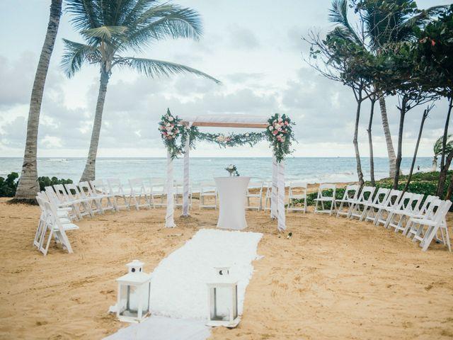 Rodney and Annie's Wedding in Bavaro, Dominican Republic 55