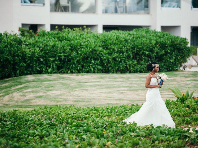 Rodney and Annie's Wedding in Bavaro, Dominican Republic 61