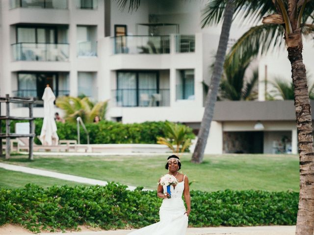 Rodney and Annie's Wedding in Bavaro, Dominican Republic 62