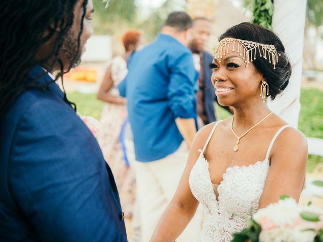 Rodney and Annie's Wedding in Bavaro, Dominican Republic 64