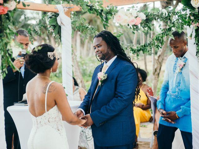 Rodney and Annie's Wedding in Bavaro, Dominican Republic 66