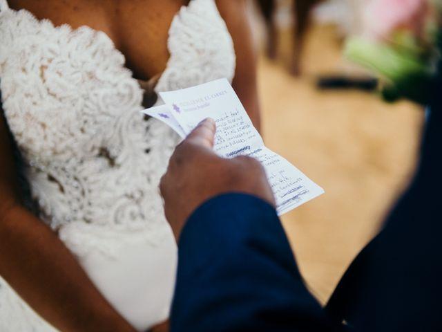 Rodney and Annie's Wedding in Bavaro, Dominican Republic 67