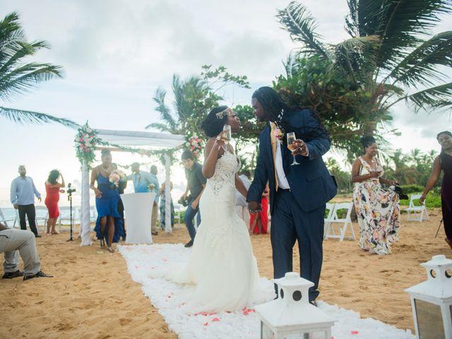 Rodney and Annie's Wedding in Bavaro, Dominican Republic 72