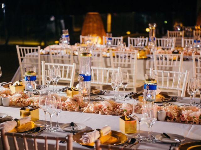 Rodney and Annie's Wedding in Bavaro, Dominican Republic 78