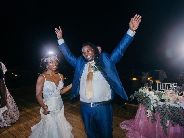 Rodney and Annie's Wedding in Bavaro, Dominican Republic 83