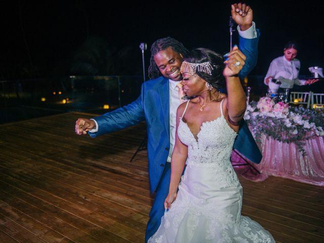 Rodney and Annie's Wedding in Bavaro, Dominican Republic 84