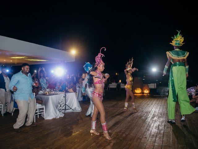 Rodney and Annie's Wedding in Bavaro, Dominican Republic 86