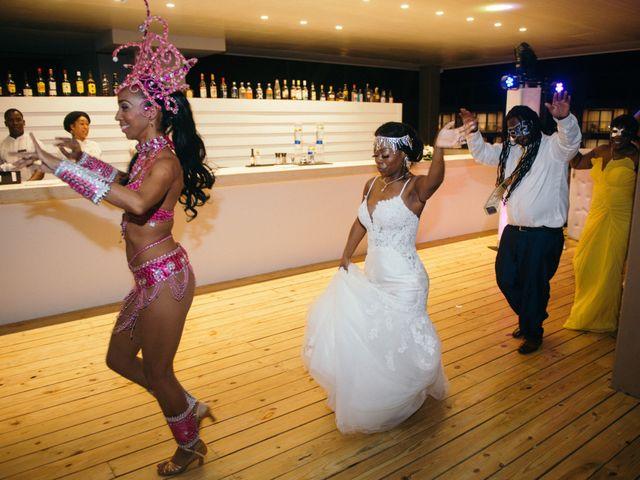 Rodney and Annie's Wedding in Bavaro, Dominican Republic 88