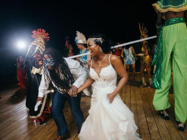 Rodney and Annie's Wedding in Bavaro, Dominican Republic 94