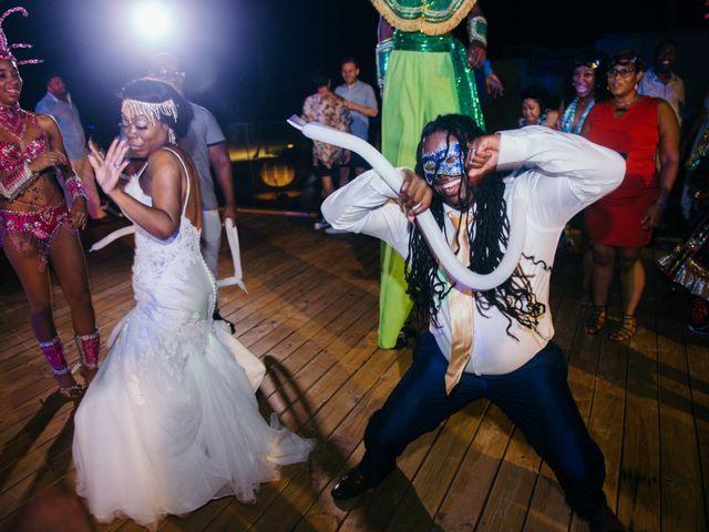Rodney and Annie's Wedding in Bavaro, Dominican Republic 96