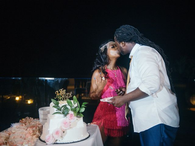 Rodney and Annie's Wedding in Bavaro, Dominican Republic 98