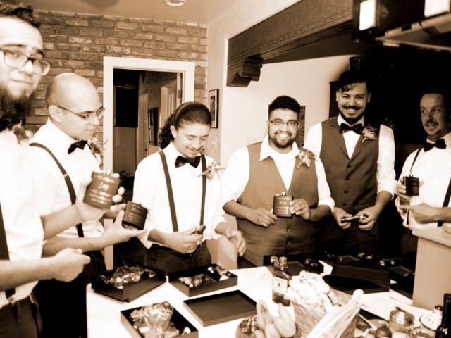 Orlando and Melissa's Wedding in Albuquerque, New Mexico 3