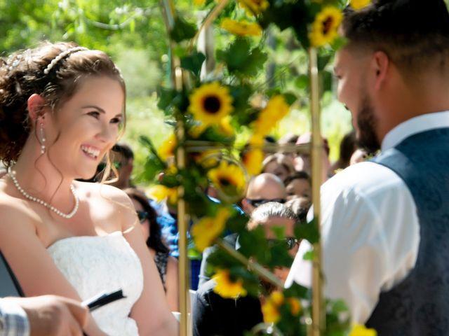 Orlando and Melissa's Wedding in Albuquerque, New Mexico 6