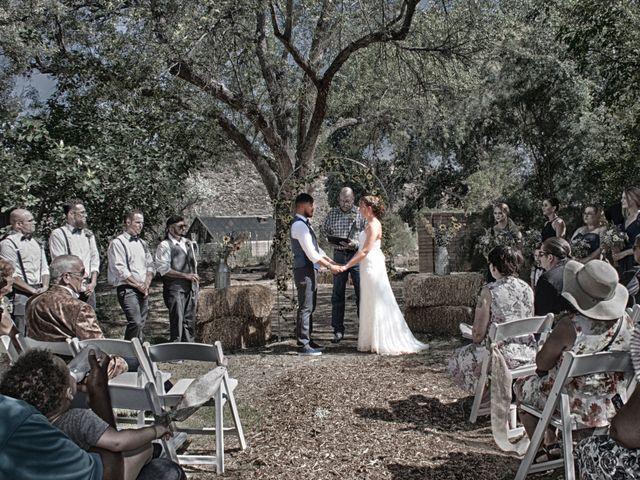 Orlando and Melissa's Wedding in Albuquerque, New Mexico 1