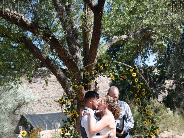 Orlando and Melissa's Wedding in Albuquerque, New Mexico 8
