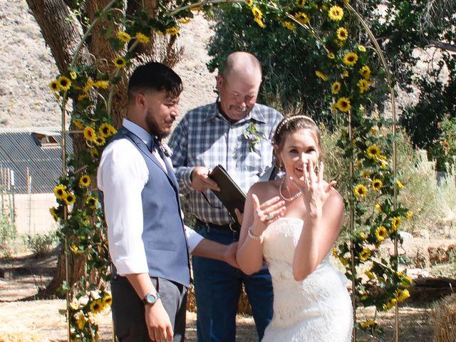 Orlando and Melissa's Wedding in Albuquerque, New Mexico 9
