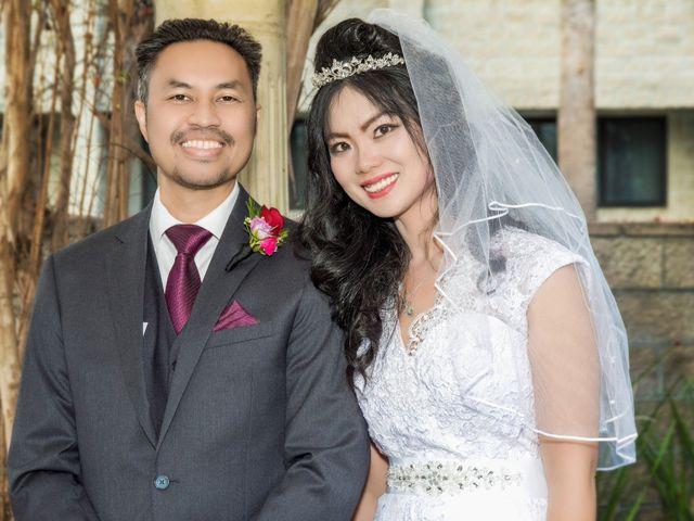 The wedding of Tulio and Diaz