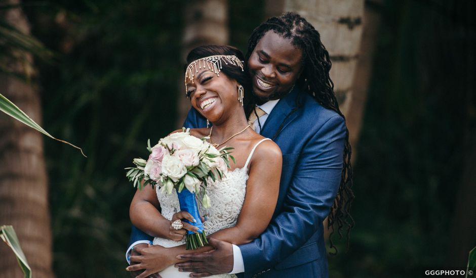Rodney and Annie's Wedding in Bavaro, Dominican Republic