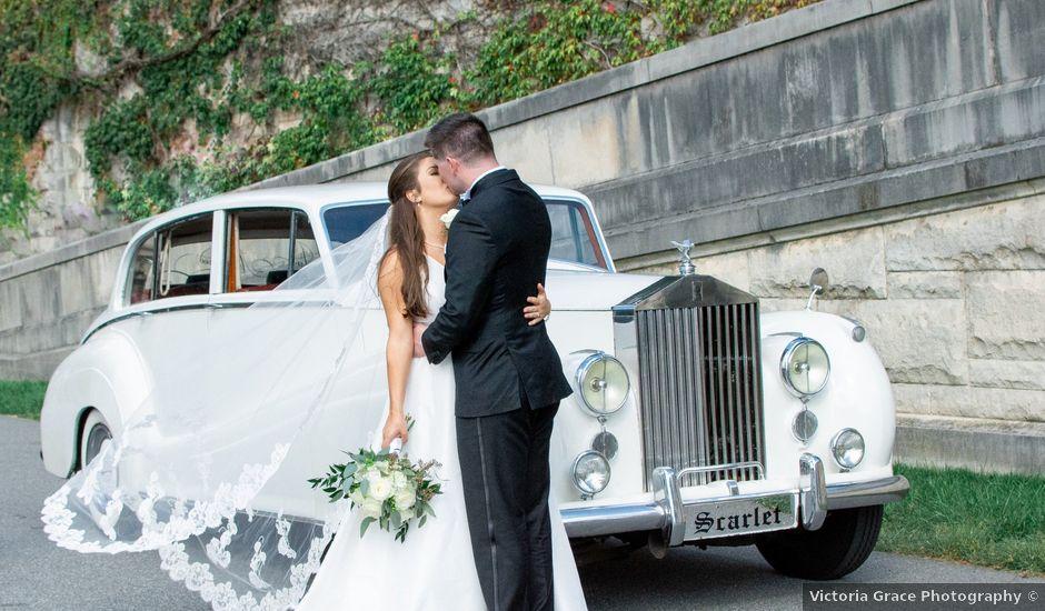 Patrick and Sarah's Wedding in Asheville, North Carolina