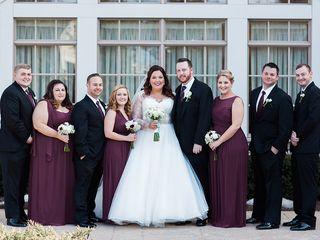 Brittney and Martin's Wedding in Simsbury, Connecticut 13