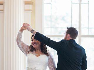 Brittney and Martin's Wedding in Simsbury, Connecticut 11
