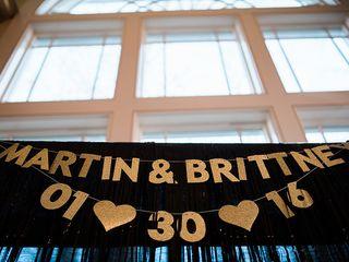 Brittney and Martin's Wedding in Simsbury, Connecticut 20