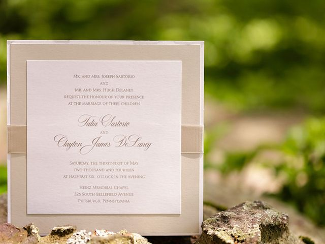 Talia and Clayton's Wedding in Lemont Furnace, Pennsylvania 2