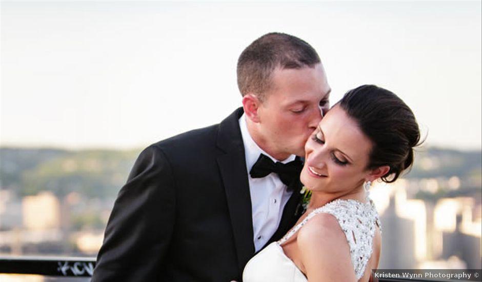 Talia and Clayton's Wedding in Lemont Furnace, Pennsylvania